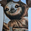Thumbnail: LADIES  Full Print Sloth T Shirt Large