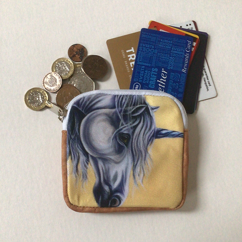 Unicorn Coin Purse/Accessory Pouch
