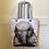 Thumbnail: Elephant Baby Rope Tote Bag