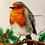 Thumbnail: Robin Redbreast Mug