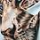 Thumbnail: White Tiger Tote Bag For Life