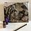 Thumbnail: Snow Leopard Pencil Case/ Cosmetic Bag