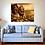 Thumbnail: Roaring Lion Landscape Art Print