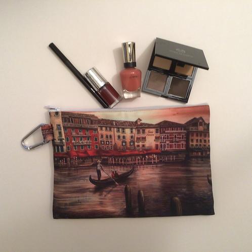 Venice Pencil Case-Cosmetic Bag
