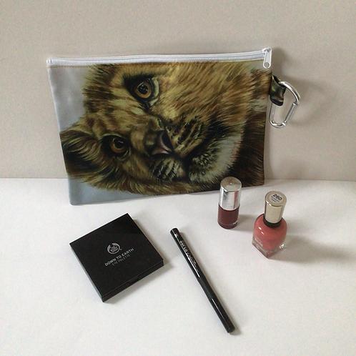 Lion Cub Pencil Case-Cosmetic Bag