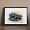 Thumbnail: Vintage E Type Jaguar Fine Art Print