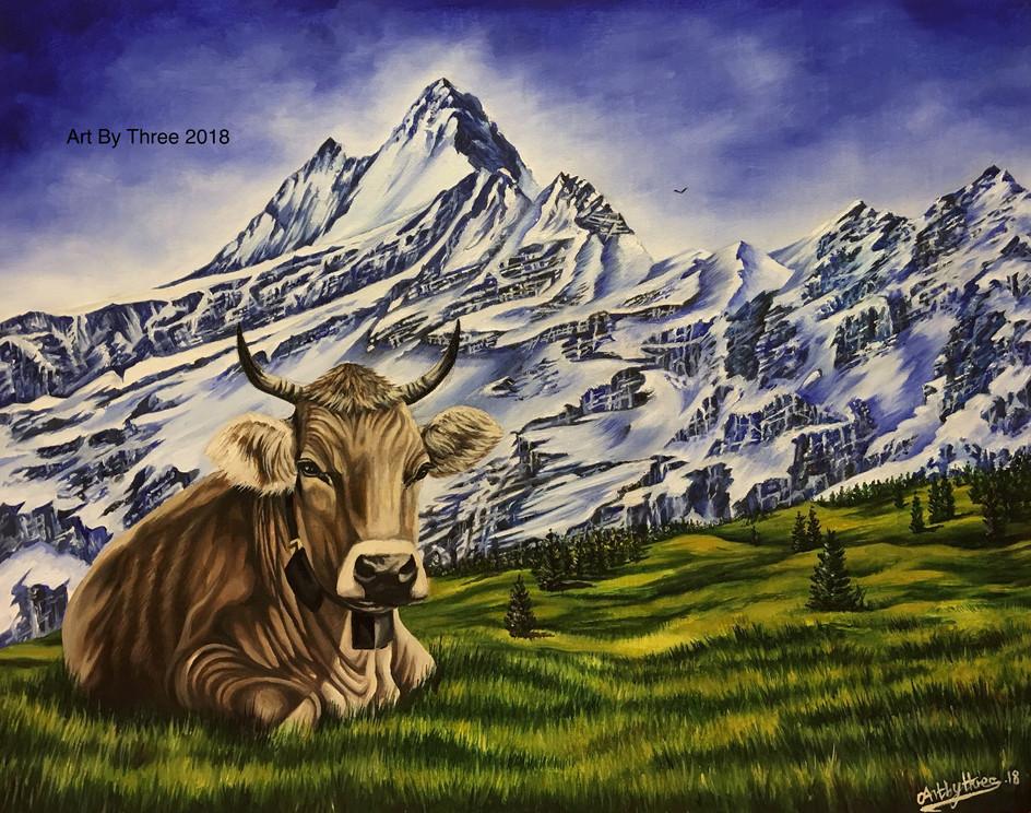 Wetterhorn Switzerland