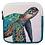 Thumbnail: Sea Turtle Square Coin Purse/Accessory Pouch