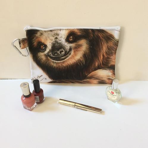 Sloth Pencil Case-Cosmetic Bag
