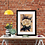 Thumbnail: Yellow Rose Fine Art Print
