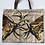 Thumbnail: Two Stags Tote Bag