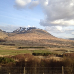 Travelling to Fort William