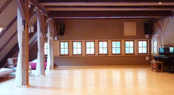 Seminarraum Fensterfront