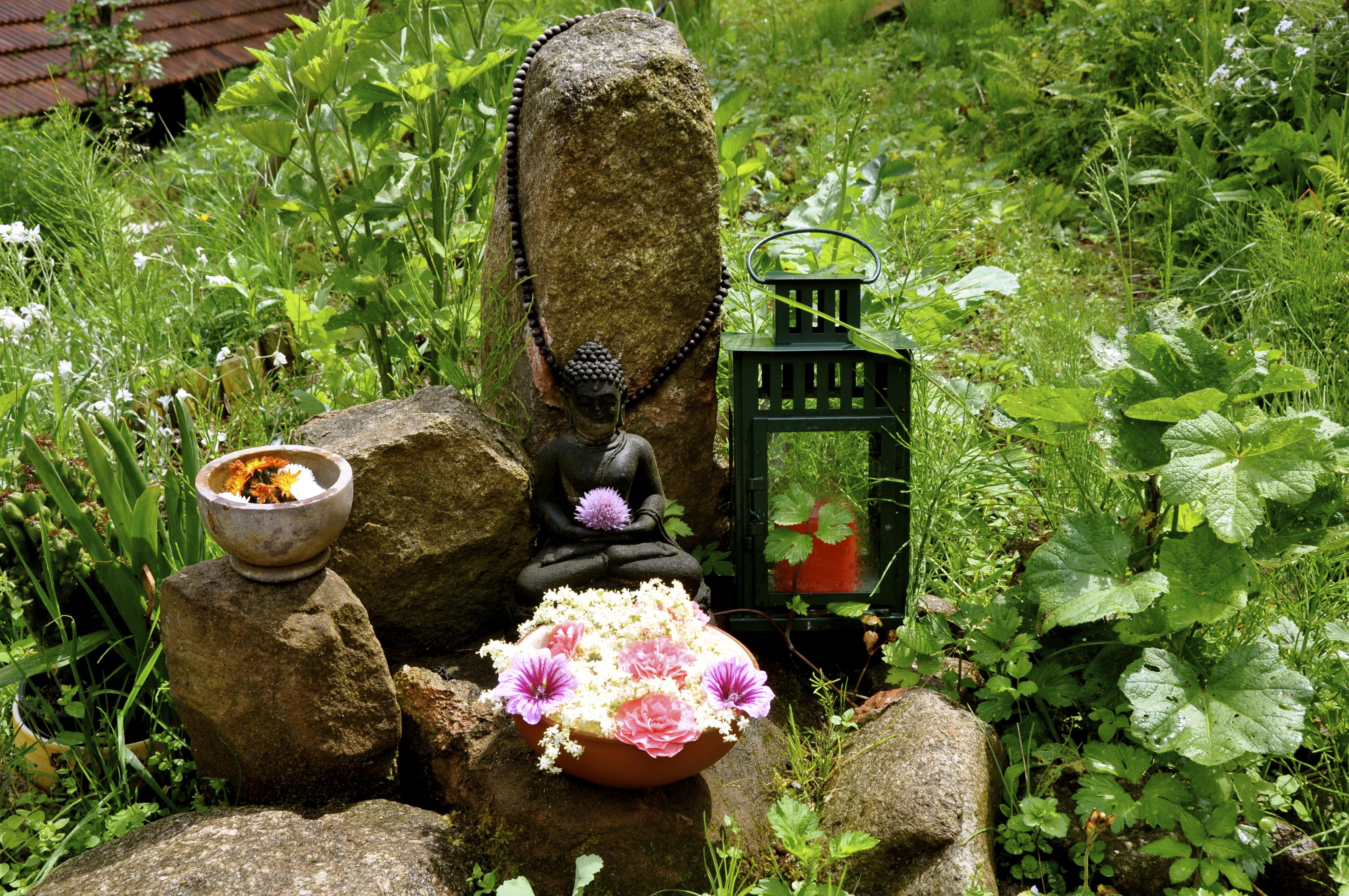 Altar für Naturgeister