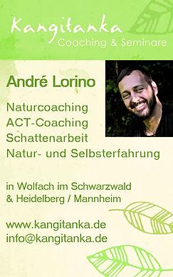 Angebot von André Lorino