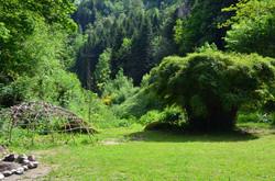 Der Schwitzhüttenplatz