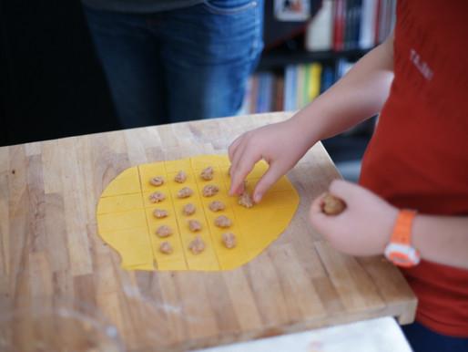 11月②KIDSイタリア料理教室レポ, Scuola di cucina per Bambini,11-2019
