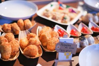 Festa giapponese al campo estivo dei bambini