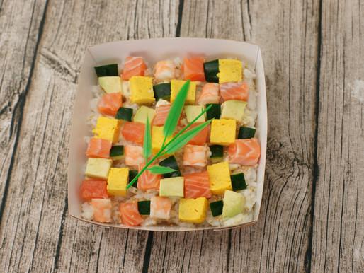 モザイクちらし寿司🇯🇵