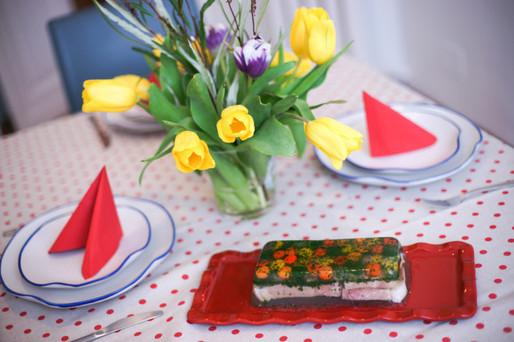 フランス家庭料理教室