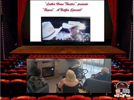 Luther Home Cinema