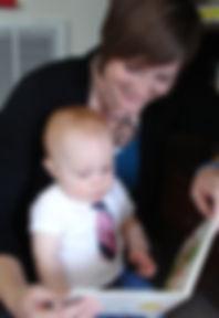 Cocc and Aunt Sarah