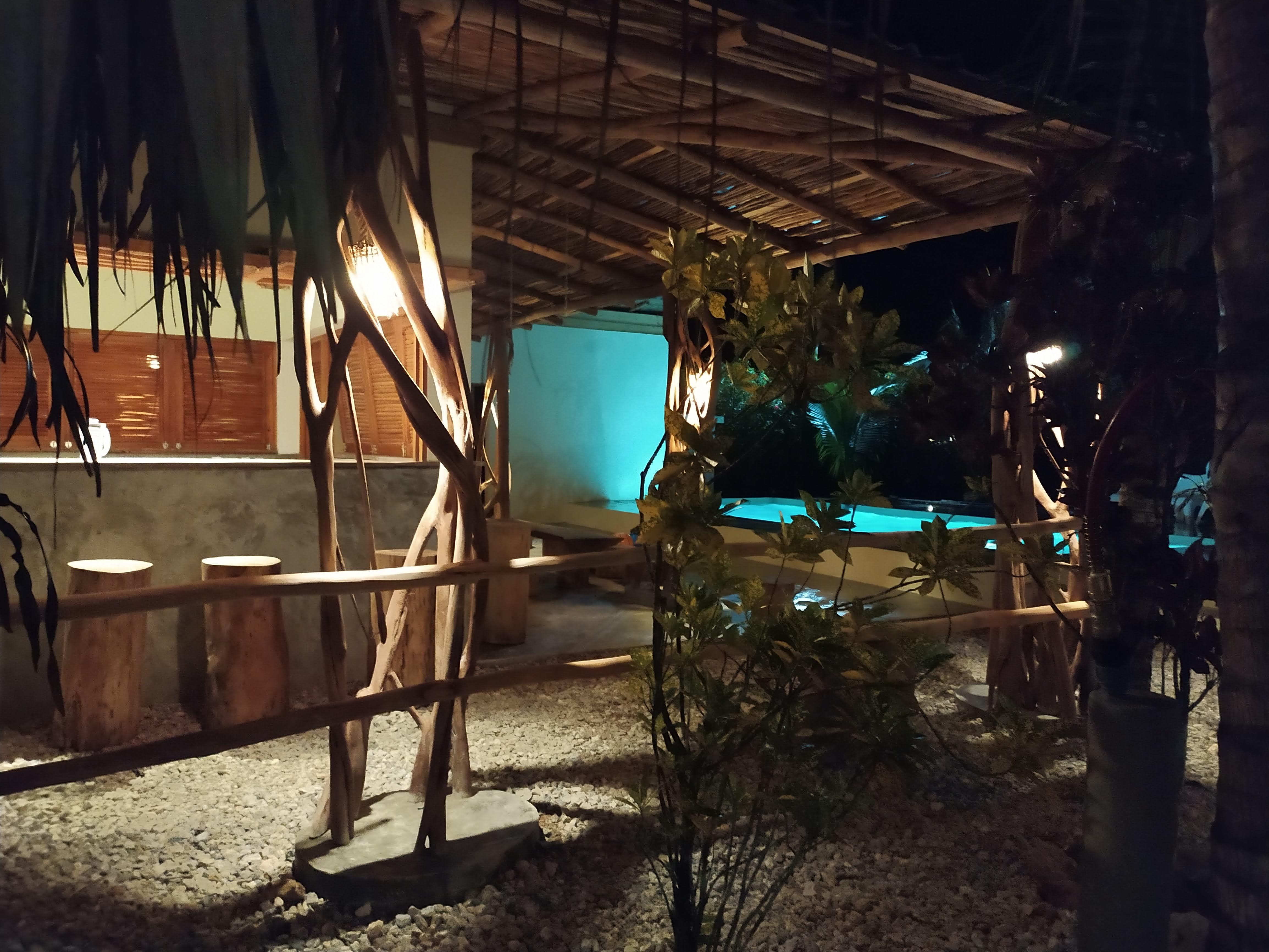 Area piscina El balata