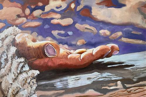 La mano del ladrón (The thief's hand)