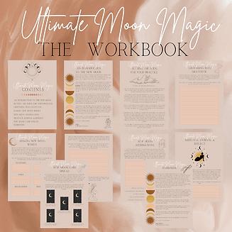 Ultimate Moon Magic - New Moon Workbook
