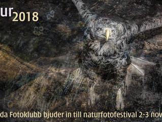 Vårgårda FK  Naturfotofestival 2-3 nov