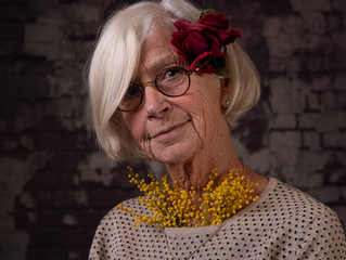 Utställning med Kristina Ljungberg