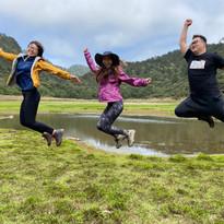 松蘿湖照片7