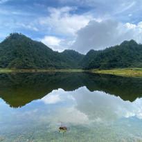 松蘿湖照片4
