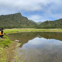 松蘿湖照片10