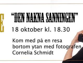 Cornelia Schmidt har föreläsning