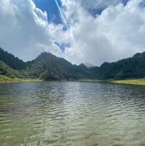 松蘿湖照片2