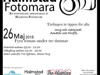 Inbjudan till Fotomara i Halmstad