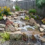 TMF Water Features