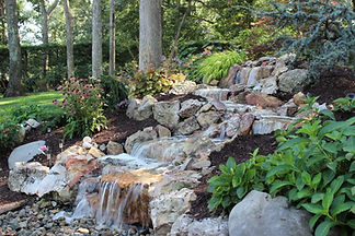 TMF Designs water Feature