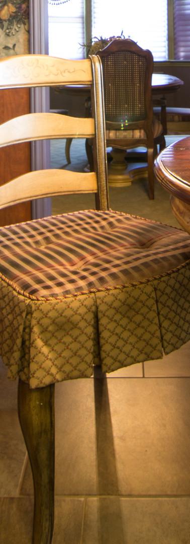 Custom Cover Chair