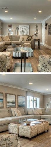 Multifunctional Family Room