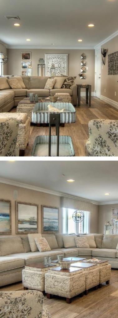 Multifunctional Family Room