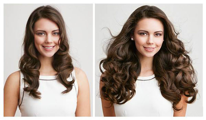 Salon Montáage Hair Extensions