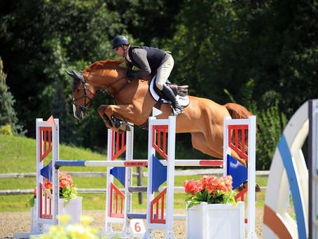 QBS Equestrian Expands Young Horse Development Program with Doonaveeragh Balou