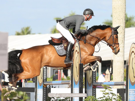 MMM Horseman, Spencer Smith and Ashland Farms Congratulate Ellen Whitaker on New Partnership with Sc