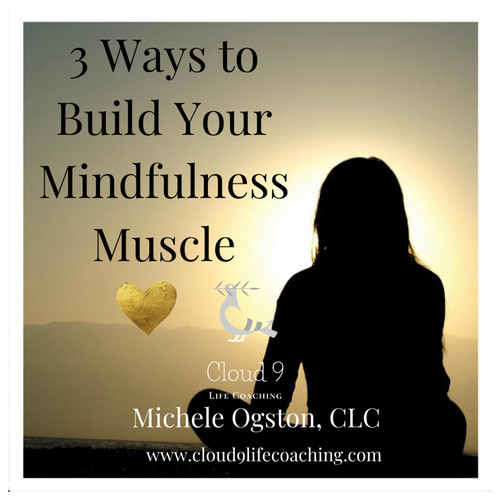3 Ways to Build Your Mindset Muscle