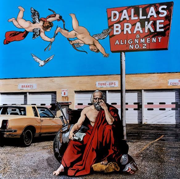 Gods Need A (Brake) Break