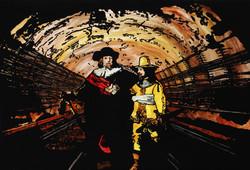 The Underground Watch