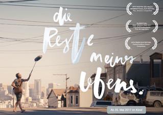 """Arbeiten von talbot-wanddesign.com sind im neuen Kinofilm """"Die Reste meines Lebens"""" zu seh"""
