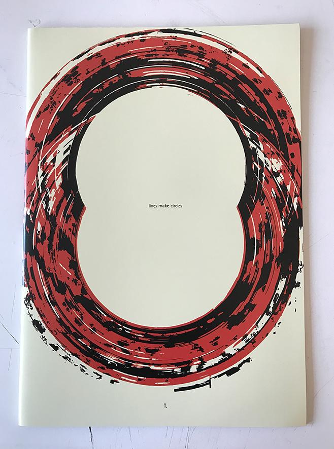 """Katalog """"Lines make Circles"""""""